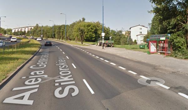 GoogleMaps Przystanek Lublin Popiełuszki