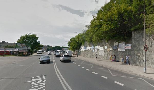 GoogleMaps Przystanek Lublin Ruska