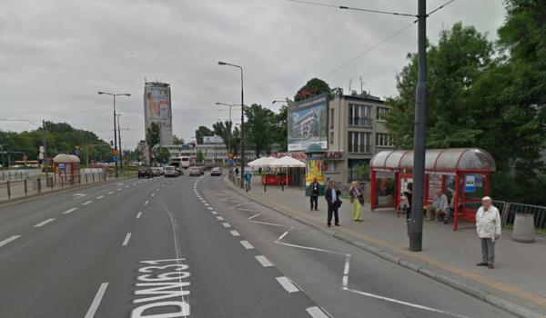 GoogleMaps Przystanek Warszawa Rondo Waszyngtona 02
